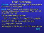 graph terminology6