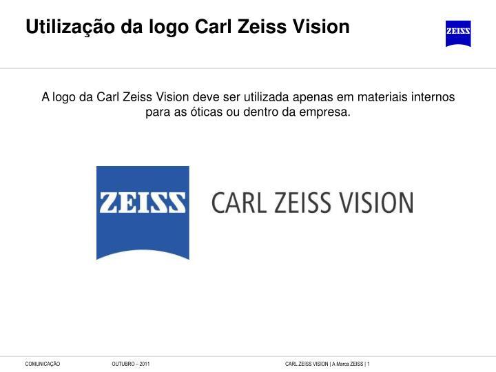 Utilização da logo