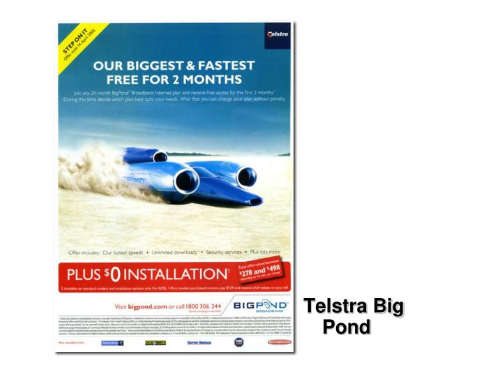 Telstra Big Pond