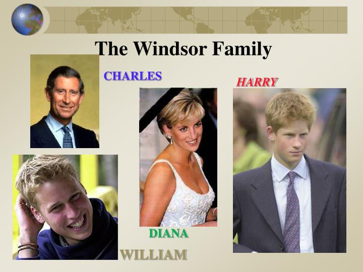 The Windsor Family