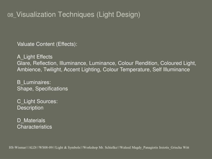 08 visualization techniques light design2