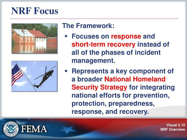 NRF Focus