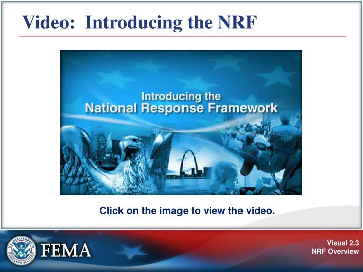 Video introducing the nrf