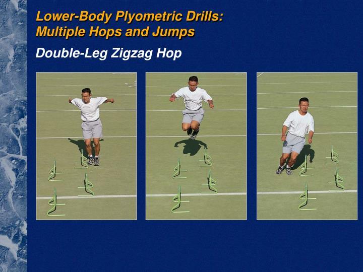 Lower-Body Plyometric Drills: