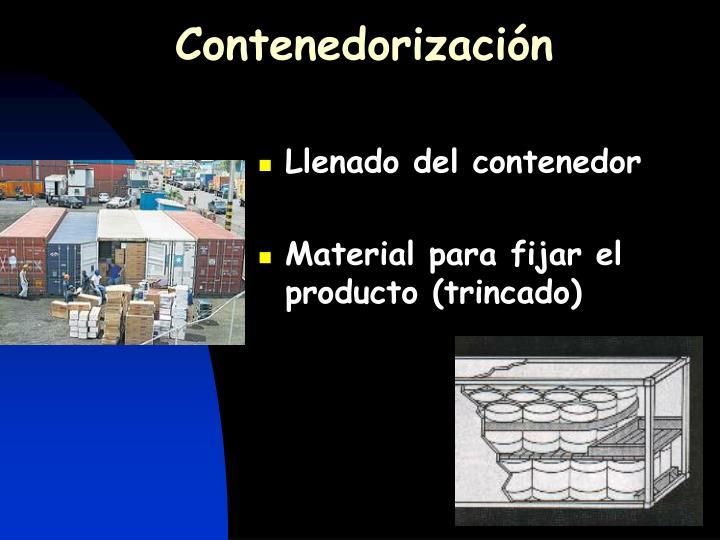 Contenedorización