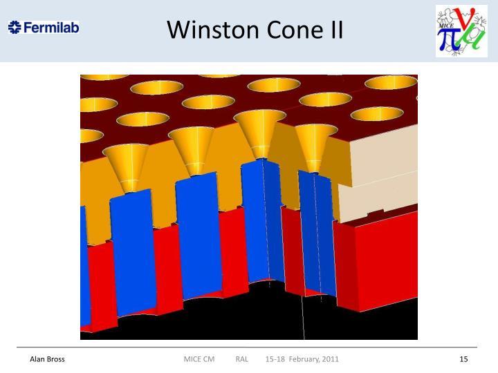Winston Cone II