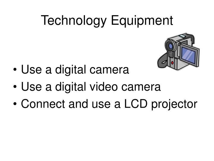 Technology Equipment