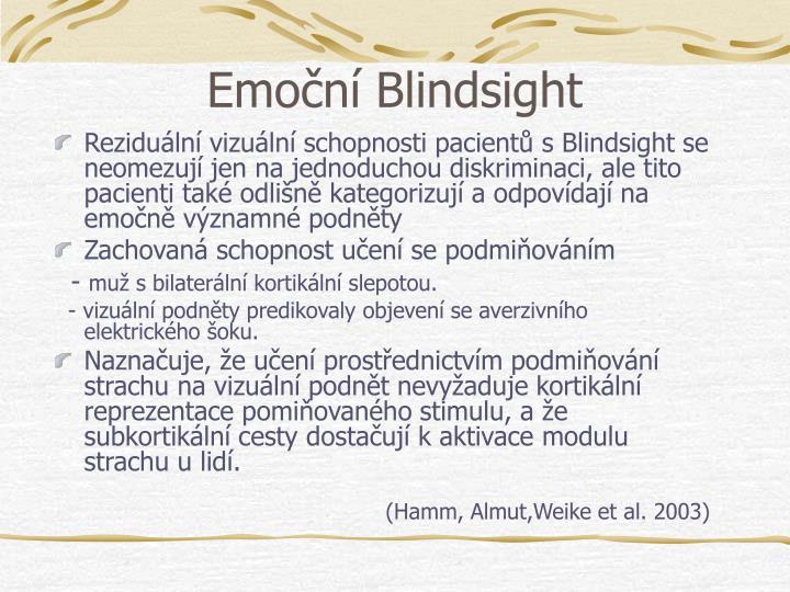 Emon Blindsight