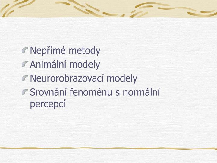 Nepm metody