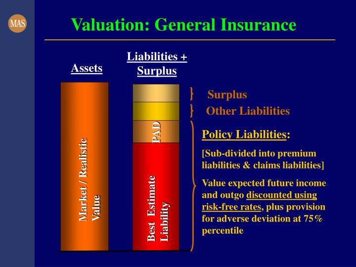 Valuation: General Insurance