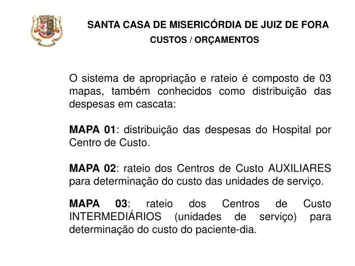 SANTA CASA DE MISERICÓRDIA DE JUIZ DE FORA