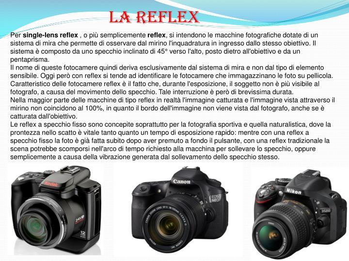 La reflex