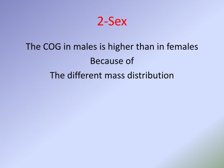 2-Sex