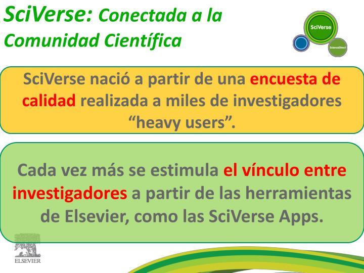 SciVerse: