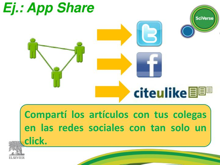 Ej.: App Share