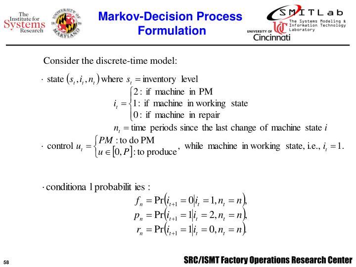 Markov-Decision Process