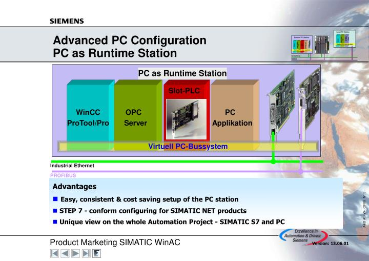 Advanced PC Configuration