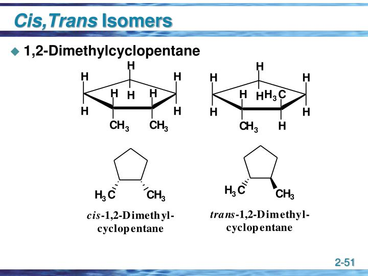 Cis,Trans