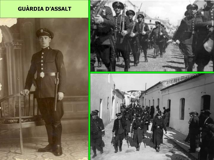GUÀRDIA D'ASSALT