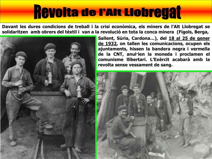 Revolta de l'Alt Llobregat