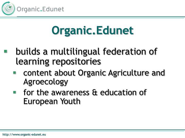 Organic.Edunet