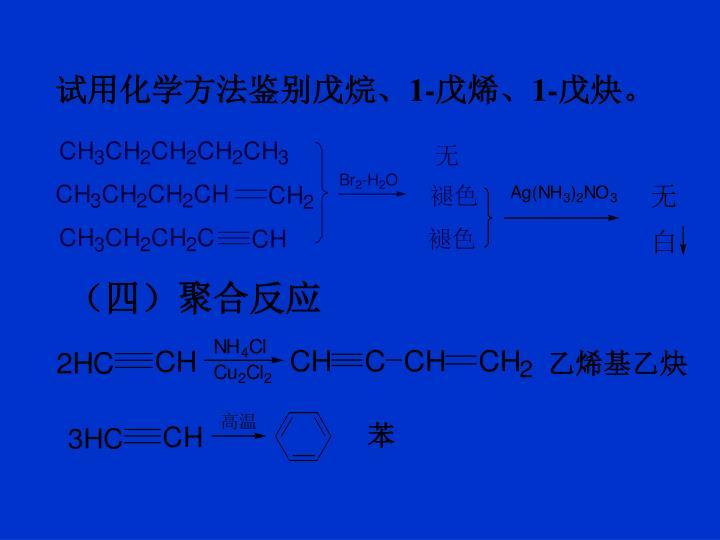 (四)聚合反应