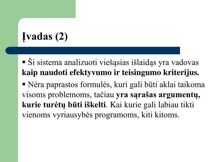 Įvadas (2)