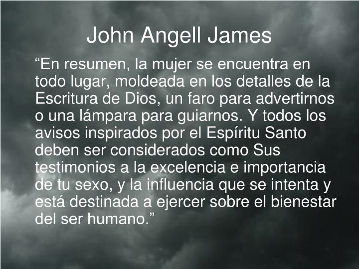 John Angell James