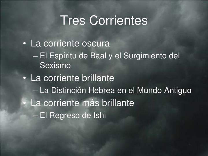 Tres Corrientes