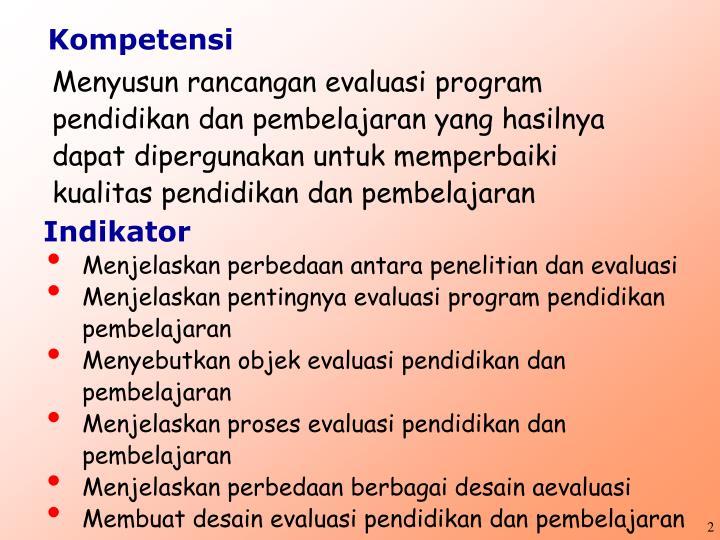 Kompetensi
