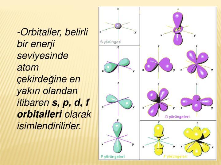 -Orbitaller,
