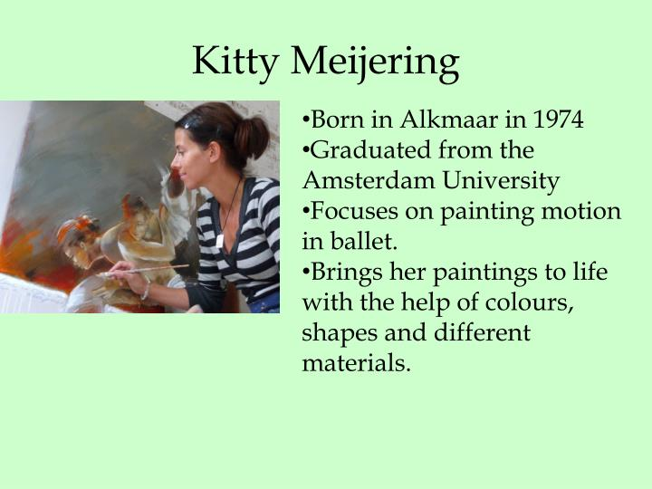 Kitty Meijering