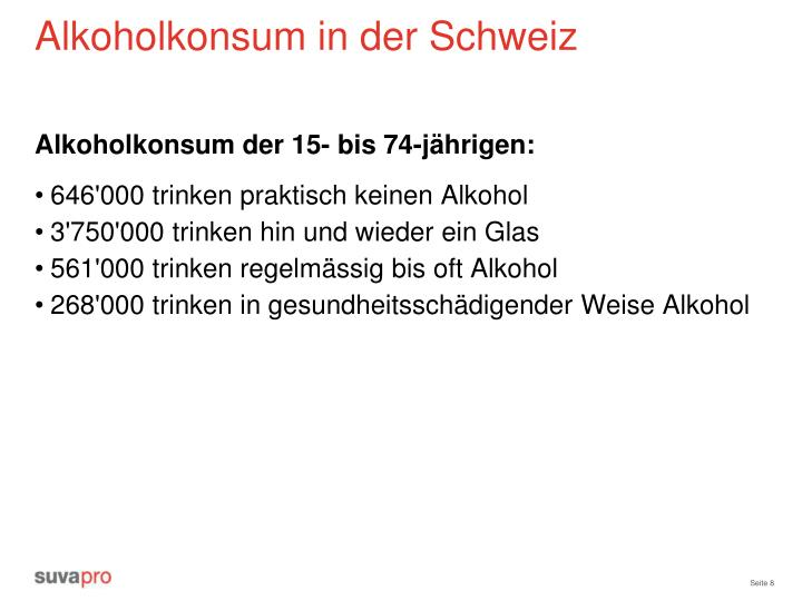 Das Formular der Auskunft über die Kodierung vom Alkoholismus