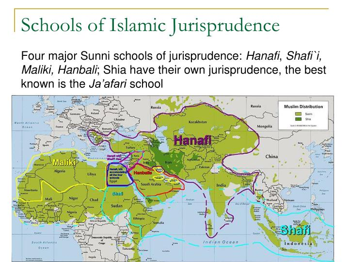 Schools of Islamic Jurisprudence
