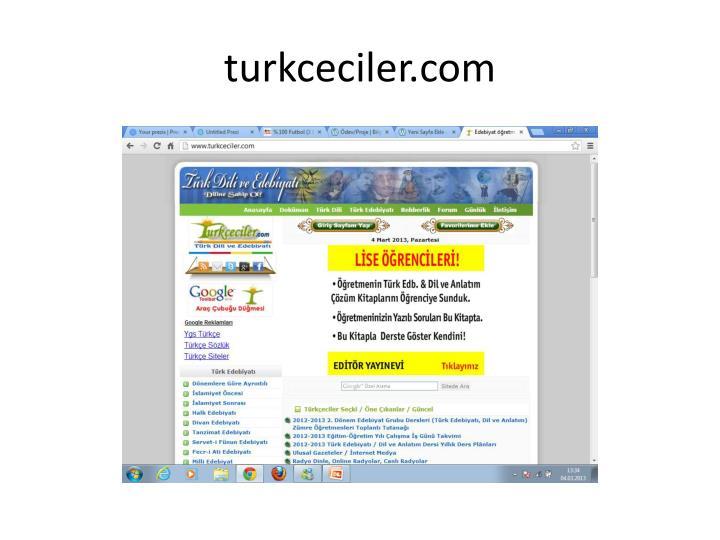 turkceciler