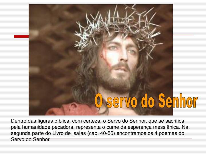 O servo do Senhor