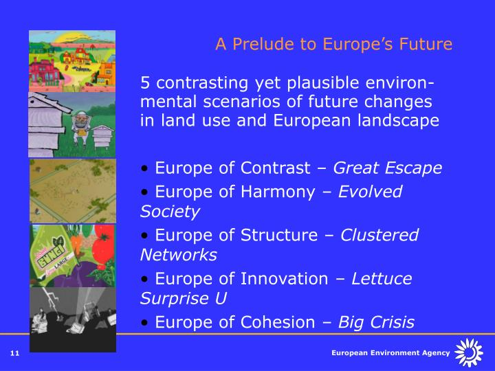A Prelude to Europe's Future