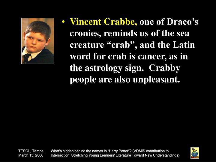 Vincent Crabbe,