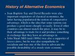 history of alternative economics5