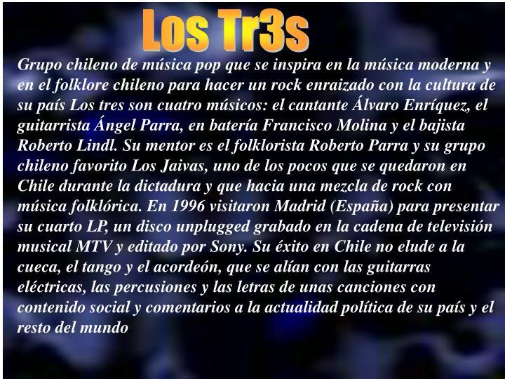 Los Tr3s