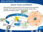 atomic theory and models2