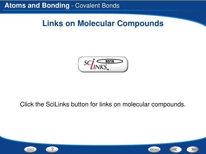 - Covalent Bonds