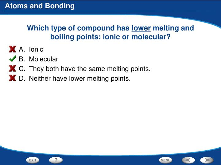 Which type of compound has
