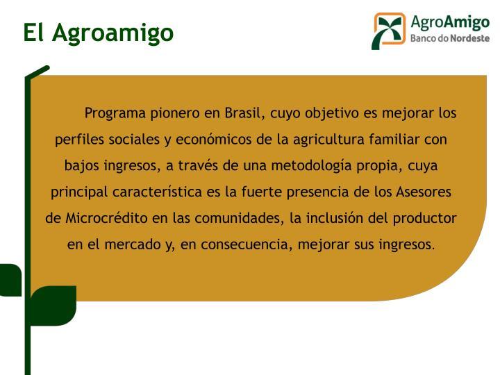 El Agroamigo
