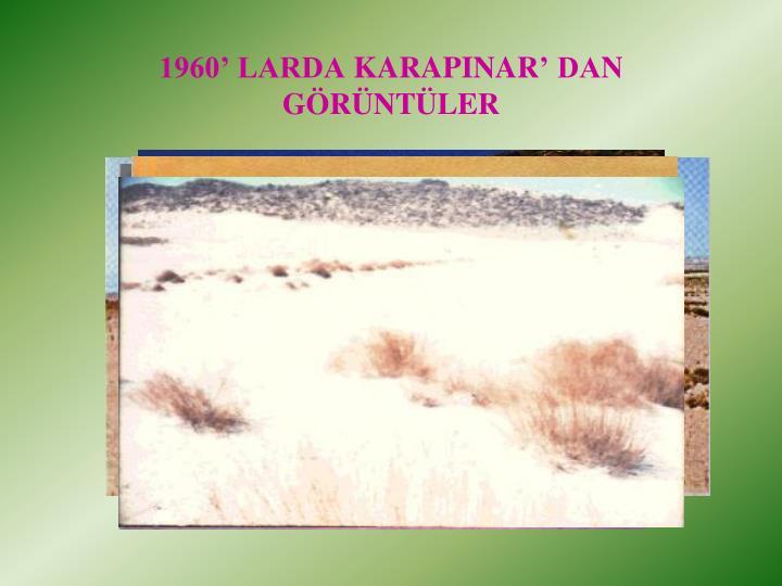 1960' LARDA