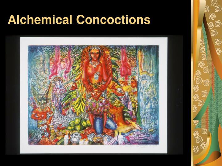 Alchemical Concoctions