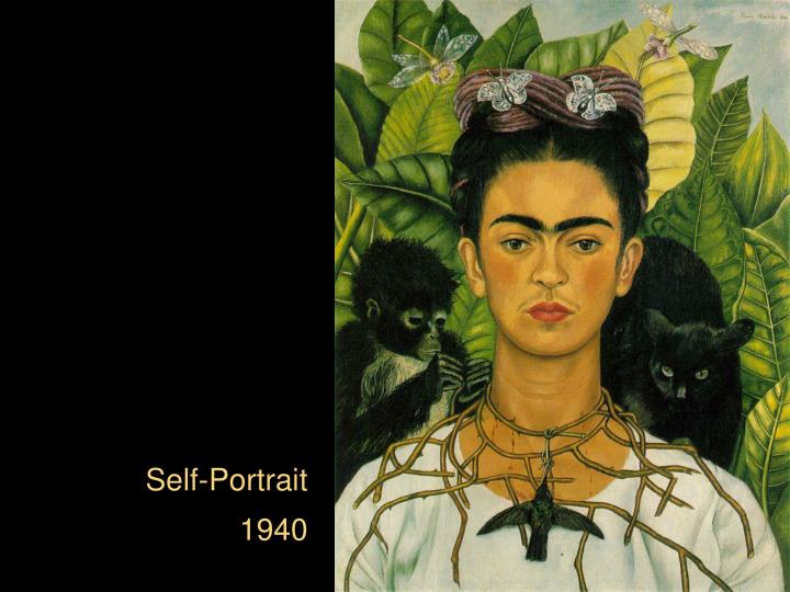 Self portrait 1940