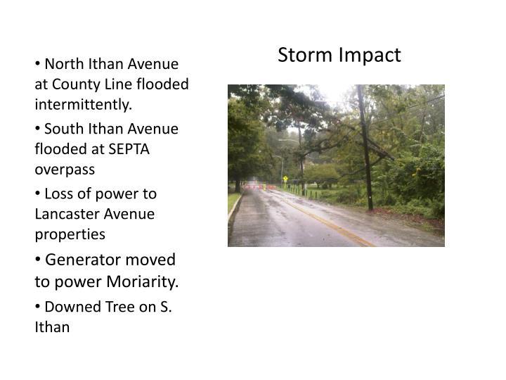 Storm Impact
