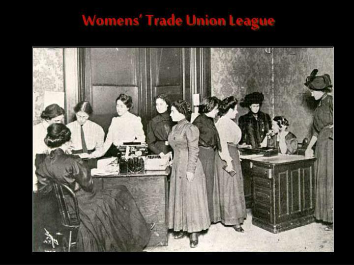 Womens' Trade Union League