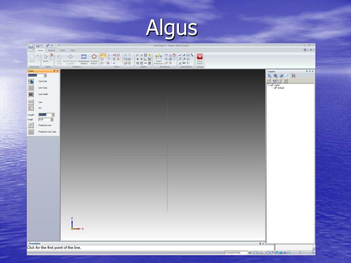 Algus